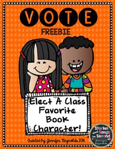 If you are looking for a fun way to introduce key election concepts and vocabulary to your primary grade students and host a non-controversial vote in your classroom, then this activity pack is just right!My second graders love Mo Willem's Elephant and Piggie, Doreen Cronin's Duck, and Cynthia Rylant's Mudge, so candidate picture cards are included for all four book characters. ELA/Social Studies FREE