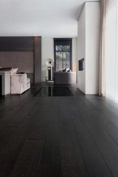 Nobel Flooring - Dark floor in exclusive home - High ■ Exclusive living .