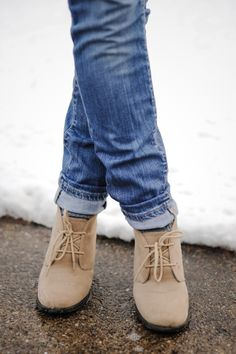 Almost got these...not in my size. Really surprised Gap has really cute ankle boots