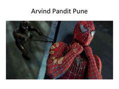 Arvind Pandit  Pune | spiderman movie end credits