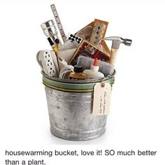 Housewarming gift idea or a good idea to keep on hand when moving