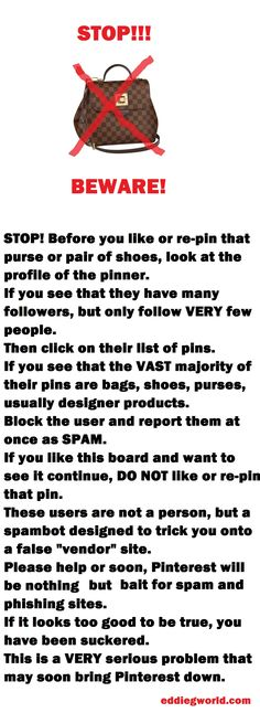 HELP END SPAM ON PINTEREST! Diy Websites, Pin Pin, Word Out, Pinterest For Business, Message Board, Things To Know, Business Marketing, Good To Know