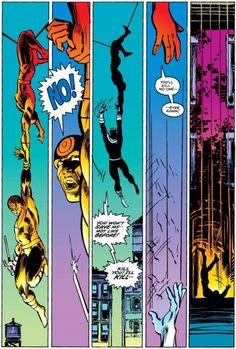 Daredevil #181 (1982)    Frank Miller  Klaus Janson  Joe Rosen