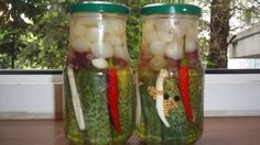 Mancare si ... vin pentru prieteni: muraturi ....speciale Pickles, Cucumber, Food, Canning, Essen, Meals, Pickle, Yemek, Zucchini