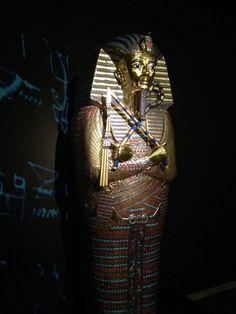 Momias en el Parque de las Ciencias