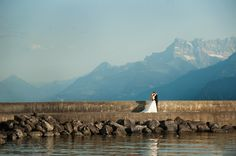 Wedding in Vevey