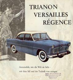 1955 Ford Vedette