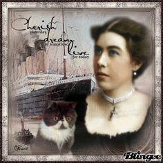 18.07.1867 nace Margaret Brown, una de las sobrevivientes estadounidense del naufragio del Titanic (f. 1932).