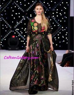 Caftan as Moroccan Caftan, Caftan Dress, Mode Inspiration, Fasion, Glamour, Fantasy Outfits, Bohemian, Saree, Abayas