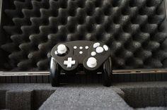 The WaveDash / The WaveDash Controller is wireless WiiU Controller with a Retro look! http://thegadgetflow.com/portfolio/wavedash/