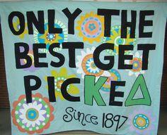 Beta Sigma Kappa Delta Bid Day