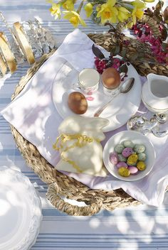 Easter treats (Country Living Magazine Spring Fair 2015, London).