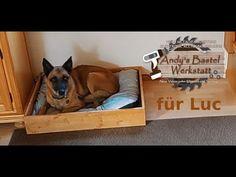 Ein Bett für den besten Freund der Menschen. - YouTube Toy Chest, Youtube, Home Decor, Work Shop Garage, Friends, Crafting, People, Bed, Decoration Home