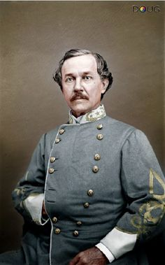 General Anderson, CSA.
