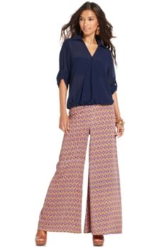 #Bar III                  #Women                    #Pants, #Printed #Palazzo                           Bar III Pants, Printed Palazzo                                                http://www.snaproduct.com/product.aspx?PID=5444561