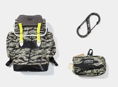 Stussy Tiger Camo Luggage Collection • Highsnobiety