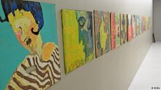 Culture, Painting, Painting Art, Paintings, Painted Canvas, Drawings