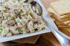 Chicken Salad Recipe | FifteenSpatulas.com