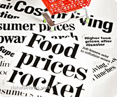 The age of affordable food is coming to an end - Are you prepared?
