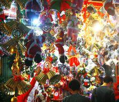 Christmas in Hanoi Vietnam