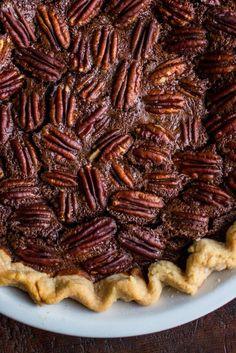 Chocolate Pecan Pie