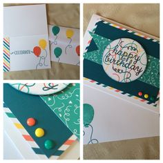 May 2015 alternative design. Check out Jami's Sweet Stampin' on Facebook for monthly alternatives!