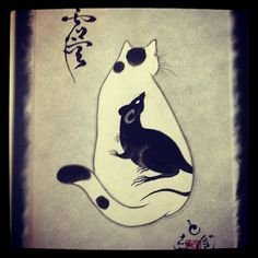 Calvin's Canadian Cave of Coolness: Yakuza Kitties By Horitomo