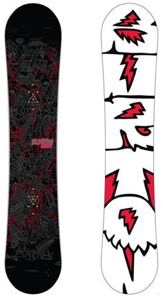 Burton Blunt... almost identical to my board just different coloring. Wouldn't mind a new one!
