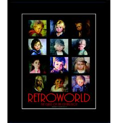 RETROWORLD - The curse of the crying boy