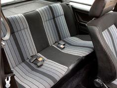 """1983 VOLKSWAGEN GOLF GTI MK1 PIRELLI EDITION (""""Type 17"""") RHD, UK-spec - Interior Rear Passenger Side"""