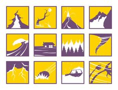 40 Amazing Examples of Pictograms For Your Inspiration