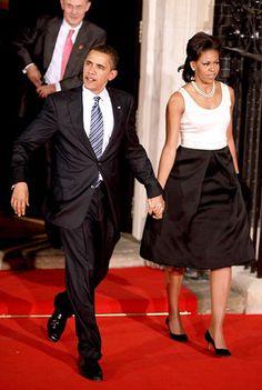 Michelle Obama's Style: Isabel Toledo