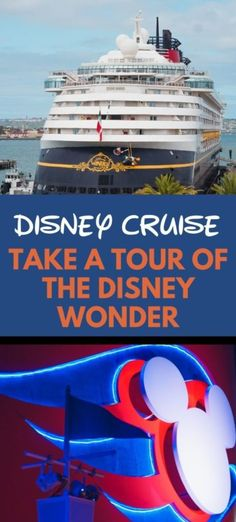 Disney Wonder Cruise Complete Guide - Disney Cruise Tips – take a complete tour of the Disney Wonder Cruise Ship. See everything you w - Best Cruise, Cruise Tips, Cruise Vacation, Cruise Travel, Italy Vacation, Disney Wonder Cruise, Disney Cruise Ships, Disney On A Budget, Best Family Vacations