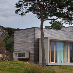 hus duncanson-pineus, fjällbacka
