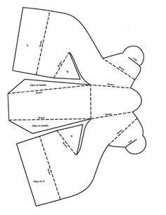 Paper Shoe Template High heel paper shoe template