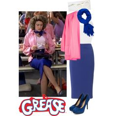 Halloween- Grease - Marty