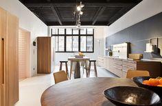 Cocina del equipo Bach7, en Casa Decor Barcelona 2012