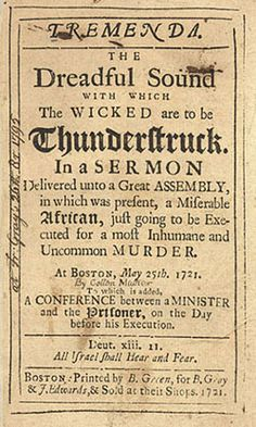 Salem Witch Trials Victims' Names | Ultimately, Hanno himself admitted his guilt. 1721