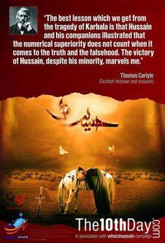 Thomas Carlyle Karbala