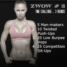 Zuzka Light  ZWOW # 2 - Time Challenge