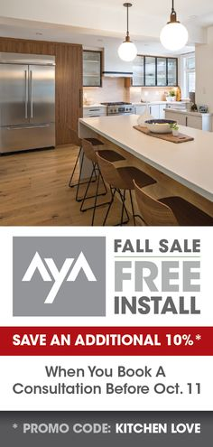 Don't miss out on these huge savings! Kitchen Cabinetry, Kitchen Reno, New Kitchen, Kitchen Dining, Kitchen Cabinet Manufacturers, Reno Ideas, Design Consultant, Dream Houses, Service Design