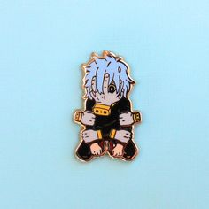 Shigaraki Pin — Miss Magpie Art My Hero Academia Merchandise, Anime Merchandise, Jacket Pins, Acrylic Charms, Cool Pins, Pin And Patches, Metal Pins, Pin Collection, Cool Things To Buy