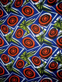 African Textiles | Arts & Crafts: Fabric: African Prints | Pinterest