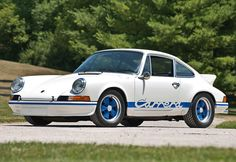 1973 Porsche 911 Carrera RS 2.7 Sport (901) Maintenance/restoration of old/vintage vehicles: the material for new cogs/casters/gears/pads could be cast polyamide which I (Cast polyamide) can produce. My contact: tatjana.alic@windowslive.com