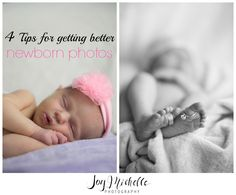 tips for newborn photography