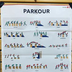 Source by Related posts: Find your way in The class and the mat … The parkour and freerunning moves on a two-sided poster and al … Parkour movement cards or station cards for your physical education class. Parkour i … Le Parkour Station Cards Find … Parkour Sport, Parkour Workout, Parkour Moves, Kickboxing Workout, Parkour For Beginners, Ninja Warrior Course, Cooperative Learning, Learning Through Play, Yoga For Kids