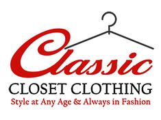 Webmaster For Hire | Classic Closet Clothing Logo