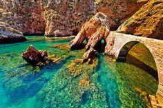 Midnight in Europe: Photo Best Beaches In Portugal, Portugal Vacation, Hotels Portugal, Places In Portugal, Visit Portugal, Portugal Travel, Wanderlust, Europe, Most Beautiful Beaches
