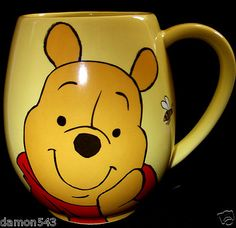 Winnie the Pooh Mug so cute and adorable! Love ya pooh!