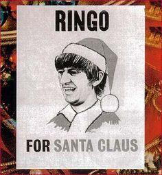 Ringo for santa claus !!